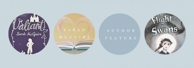 Author Feature: Sarah McGuire