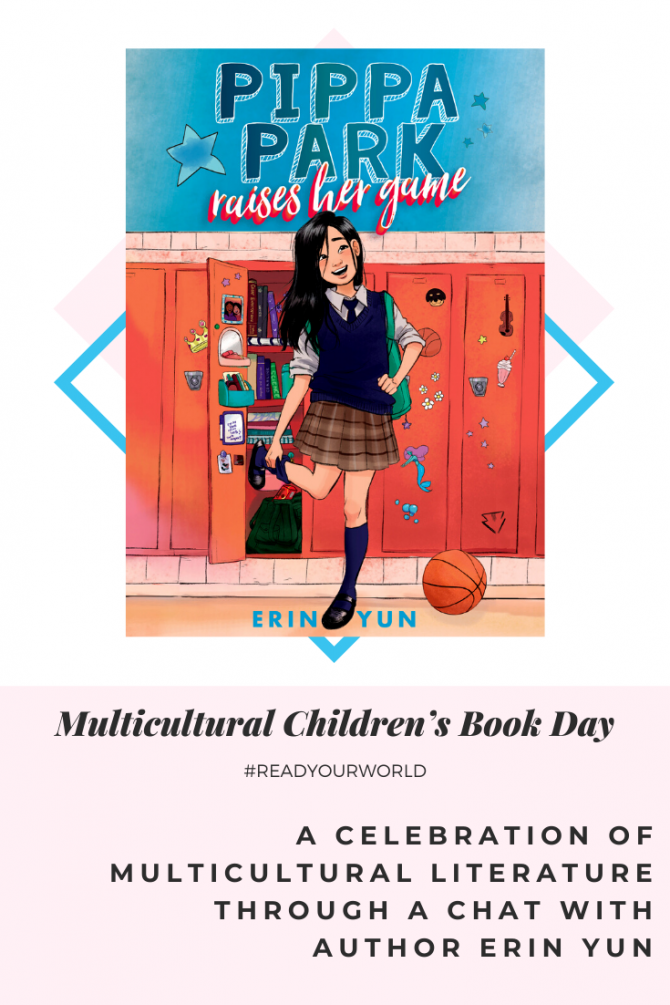 Celebrate Multicultural Book Day and Chat with Erin Yun!