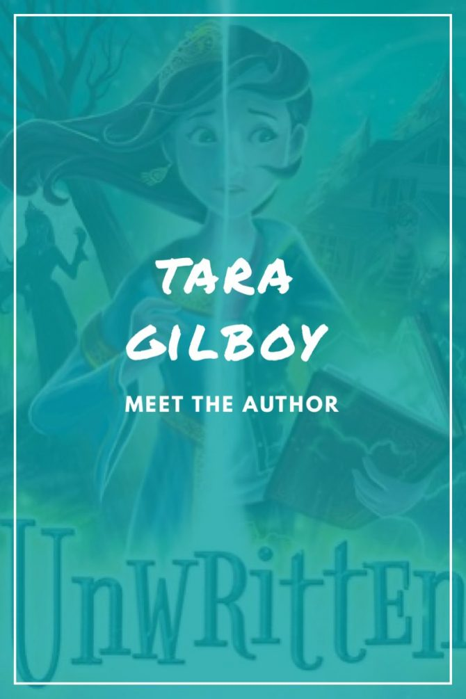 Meet Tara Gilboy!