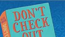 Don't Check Out This Book-Blog Tour