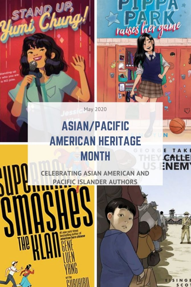 Asian/Pacific American Heritage Month-May 2020