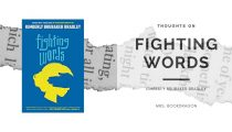 My Thoughts: Fighting Words by Kimberly Brubaker Bradley