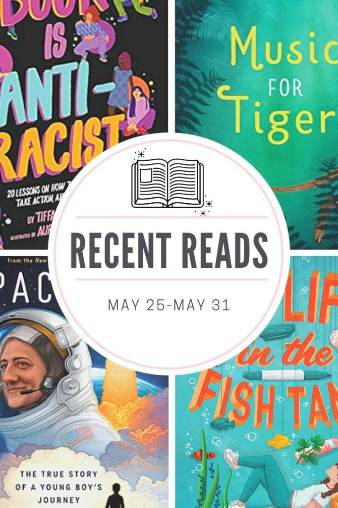 May Wrap-Up, NetGalley Readathon Update, and Recent Reads
