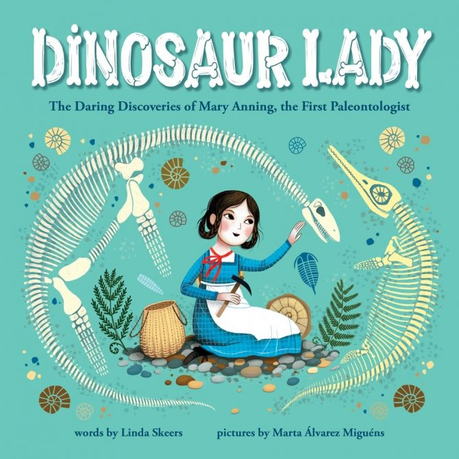 Quick Review: Dinosaur Lady by Linda Skeers