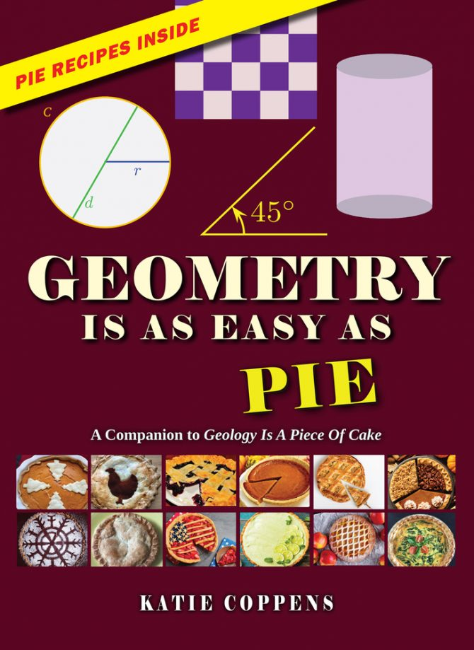 My Thoughts on Katie Coppens' Geometry Is as Easy as Pie