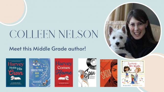 Meet Author Colleen Nelson