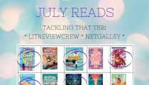 June Wrap Up and July Goals