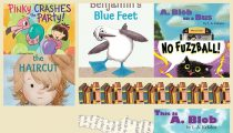 Picture Book Frenzy! July Edition