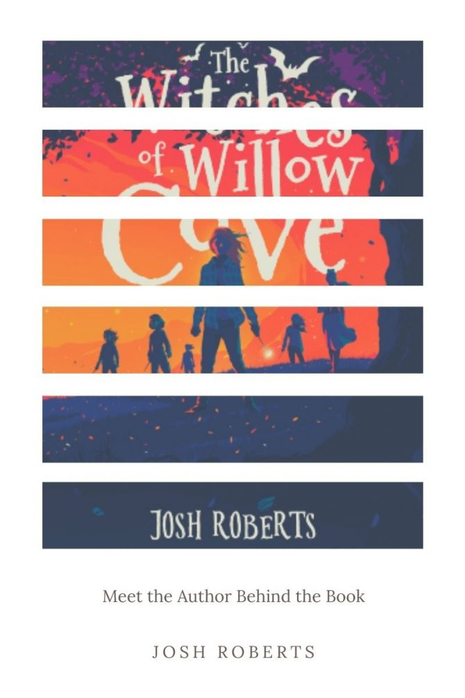 The Man Behind The Witches of Willow Cove
