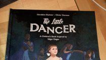Labor Day Weekend Picture Book Frenzy Book 9: The Little Dancer by Géraldine Elschner