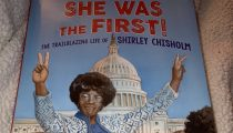 Labor Day Weekend Picture Book Frenzy Book 2: She Was the First by Katheryn Russell-Brown and Eric Velasquez