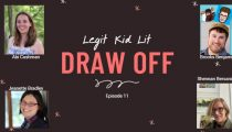 Legit Kid Lit Episode 11: Draw Off