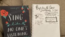First Glance: Sing Like No One's Listening