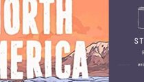 Student Review: North America: A Fold-Out Graphic History by Sarah Albee