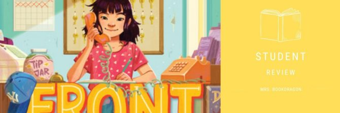 5 Stars! Student Review: Front Desk by Kelly Yang