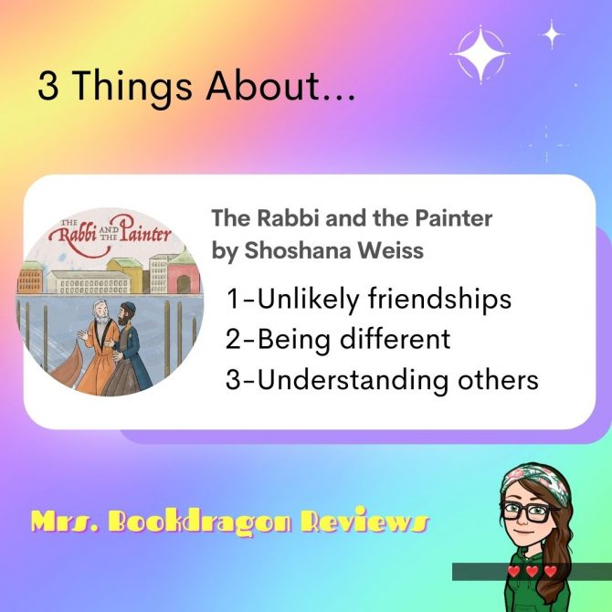 The Rabbi and the Painter by Shoshana Weiss