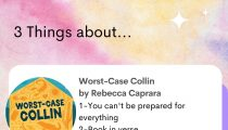 Worst-Case Collin by Rebecca Caprara