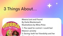 Meena Lost and Found by Karla Manternach