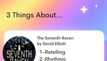 The Seventh Raven by David Elliott