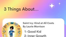 Saint Ivy: Kind at All Costs by Laurie Morrison