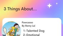 Pawcasso by Remi Lai