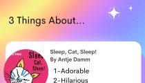 Sleep, Cat, Sleep! By Antje Damm