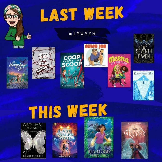 It's Monday! What Are You Reading June 7, 2021