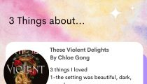 *Adult Read* These Violent Delights by Chloe Gong