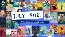 July 2021 Reads and Reviews