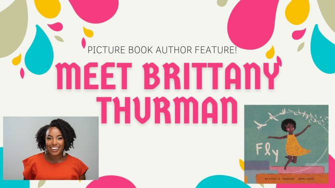 Meet Author Brittany Thurman