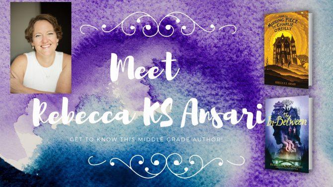Getting to Know Author Rebecca Ansari